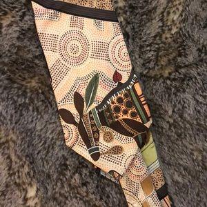 Authentic Hermes Paris Vintage Men's Donkey tie